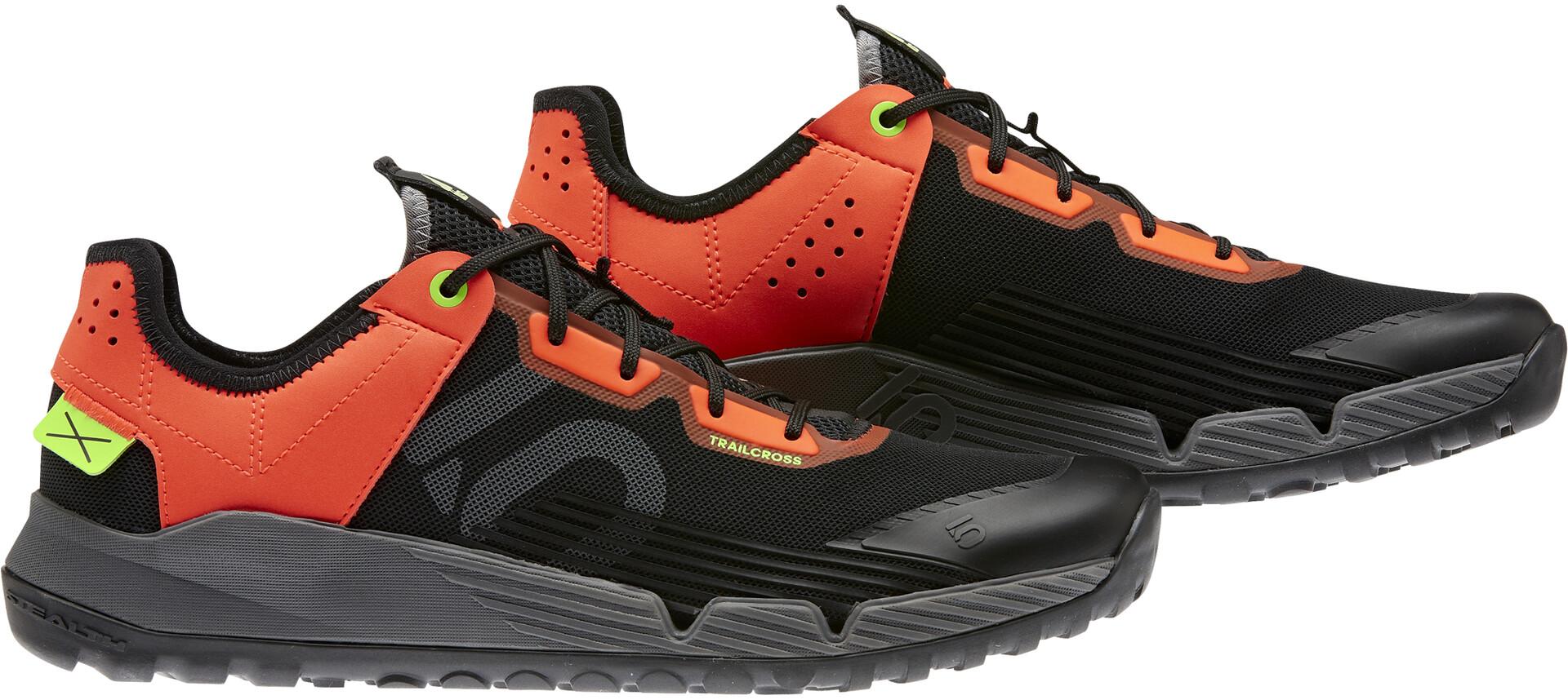 adidas Five Ten Trailcross LT Scarpe Per Mountain Bike Uomo, core blackgrey threesolid red